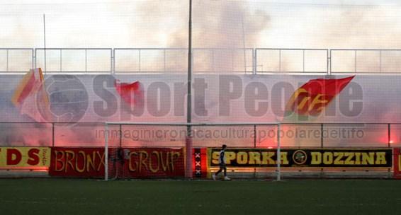 Gallipoli-Andria, Serie D/H 2014/15
