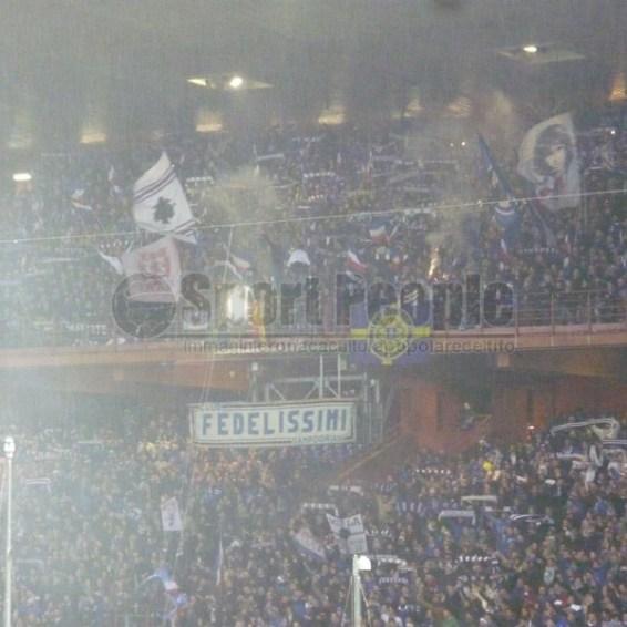 Sampdoria-Genoa, Serie A 2014/15
