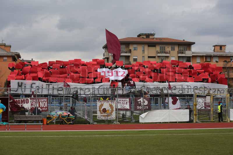 Pontedera-Pisa, Lega Pro 2014/15