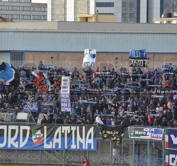 Latina-Carpi, Serie B 2014/15