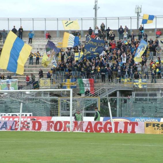 Livorno–Frosinone, Serie B 2014/15