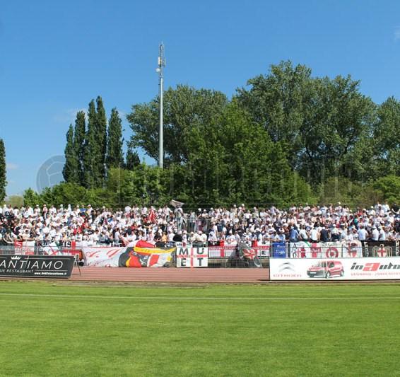 Legnago-Padova, Serie D 2014/15