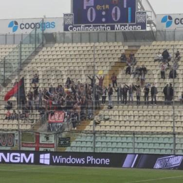 Modena-Crotone, Serie B 2014/15