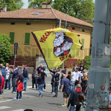 Bologna-Spezia, Serie B 2014/15