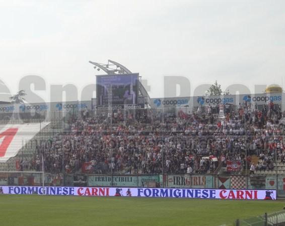 Modena-Carpi, Serie B 2014/15