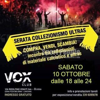RomaSerataCollezionismoUltras1