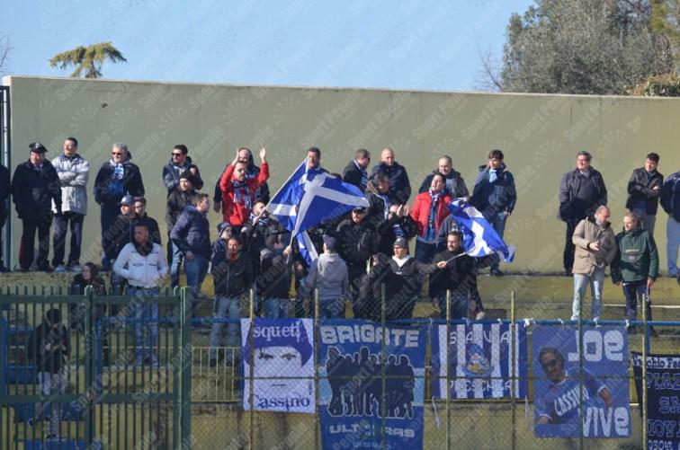 Monte San Giovanni Campano-Cassino 24-1-16