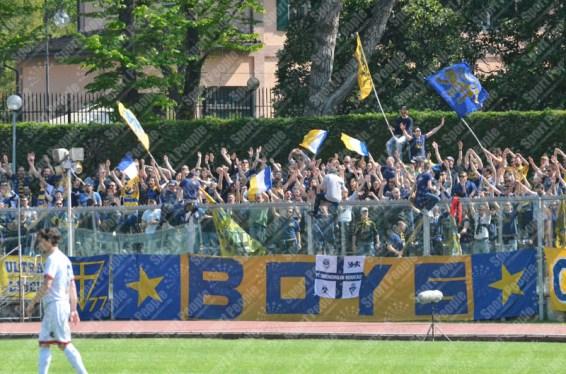 Imolese-Parma 10-04-2016