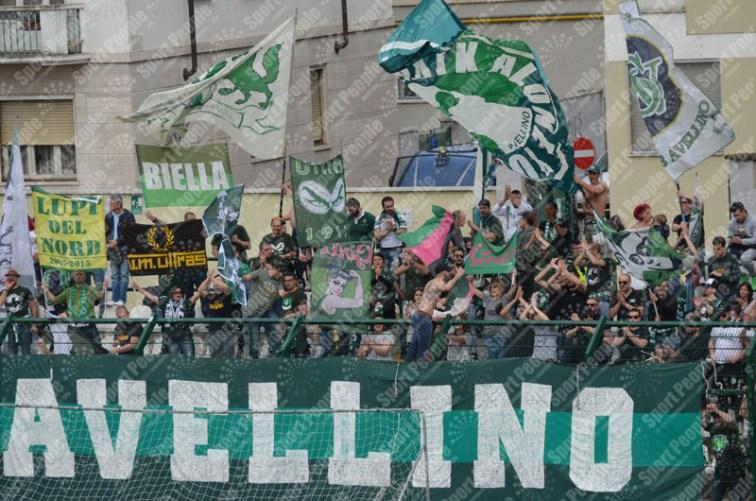 Pro Vercelli-Avellino 1-1