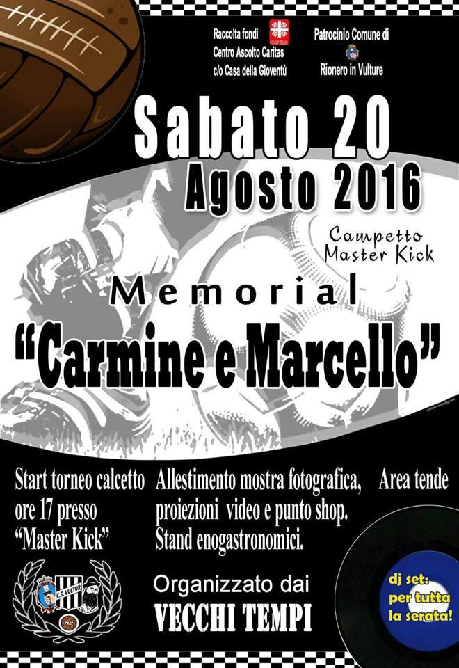 MemorialCarmineMarcelloRionero