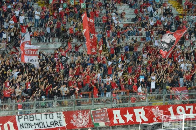 Perugia-Carpi 13-08-16 Terzo Turno Coppa Italia