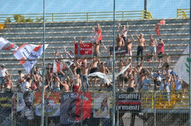 Viterbese-Cremonese 28-08-16