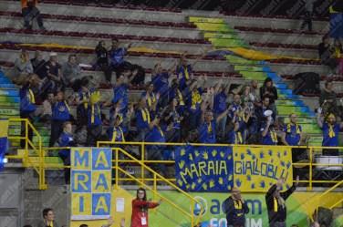 Calzedonia Verona-Ravenna 08-01-17 Volley Maschile A1