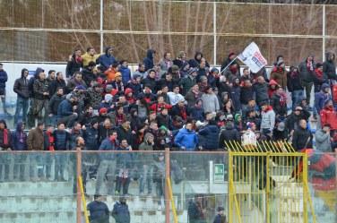 Casertana-Virtus Francavilla 25-02-2017 Lega Pro Girone C