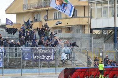 Gladiator-Turris 19-03-2017 Serie D Girone I
