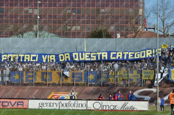 Mantova-Parma 12-03-2017 Lega Pro Girone B