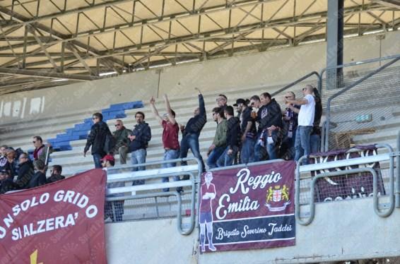 Sambenedettese-Reggiana 26-03-2017 Lega Pro Girone B