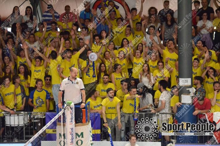 Monini Spoleto-Bcc Castellana Grotte 03-05-2017 Finale Play Off Serie A2 Volley Maschile. Gara 2