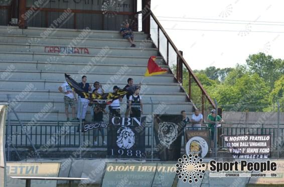 Sicula Leonzio-Monza 31-05-2017 Semifinale Scudetto Serie D. Gara unica campo neutro Villa San Filippo