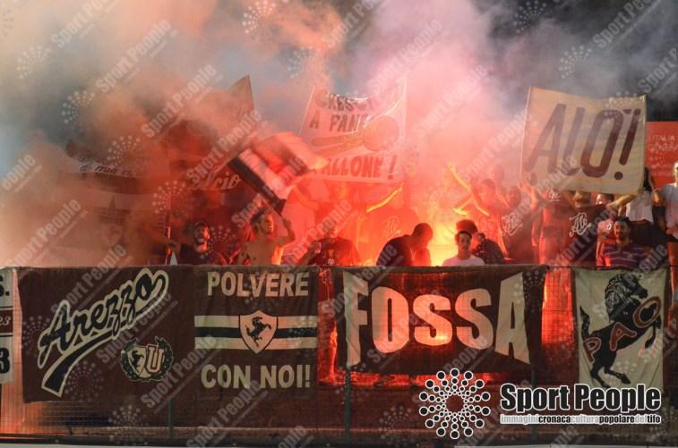 Sansepolcro-Arezzo 09-08-2017 Amichevole