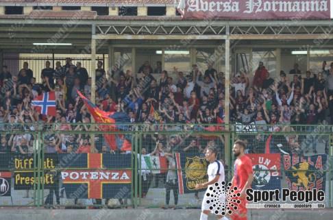Aversa Normanna-Potenza 22-10-2017 Serie D Girone H