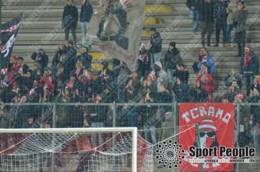 Teramo-Mestre 22-12-2017 Serie C Girone B
