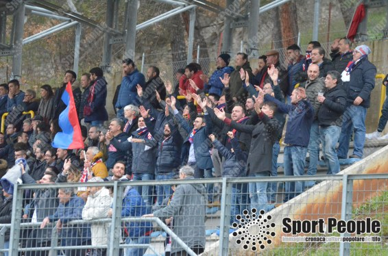 Picerno-Cavese 04-03-2018 Serie D Girone H