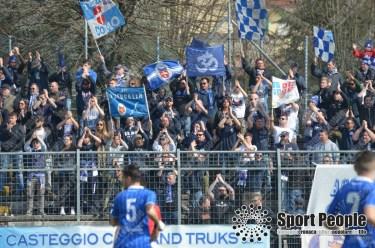 Oltrepovoghera-Como 25-03-2018 Serie D Girone A