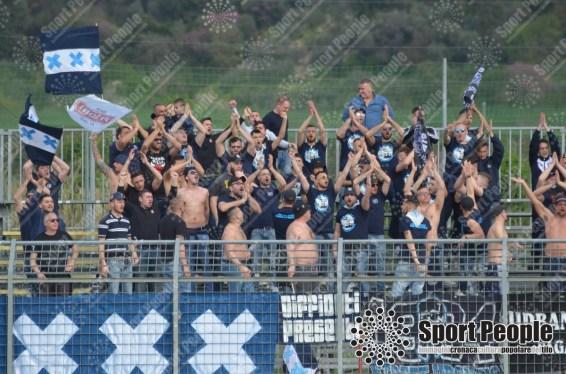 Racing Fondi-Paganese 08-04-2018 Serie C Girone C