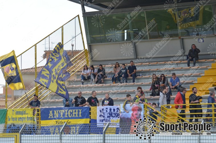 Viterbese-Alessandria 07-04-2018 Serie C Girone A