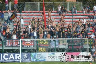 Giana Erminio-Sambenedettese 30-09-2018 Serie C Girone B