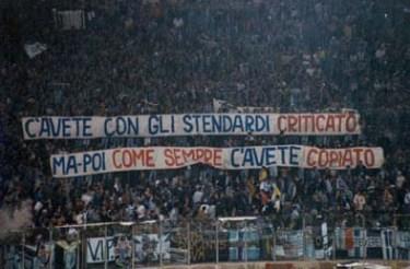 Lazio-Roma 95/96