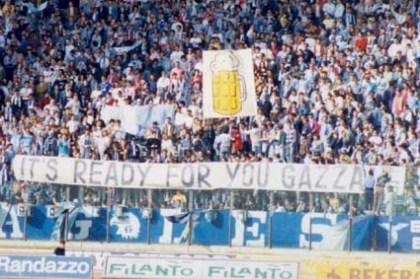 Lazio-Cagliari 90/91