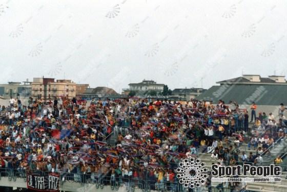 Sciarpata a San Benedetto '86/87