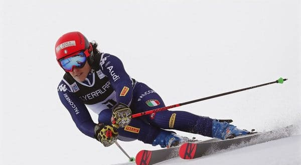 superitalia in combinata SuperItalia in combinata sci federica brignone vince il gigante di courchevel in francia wide 5rbcj 600x330