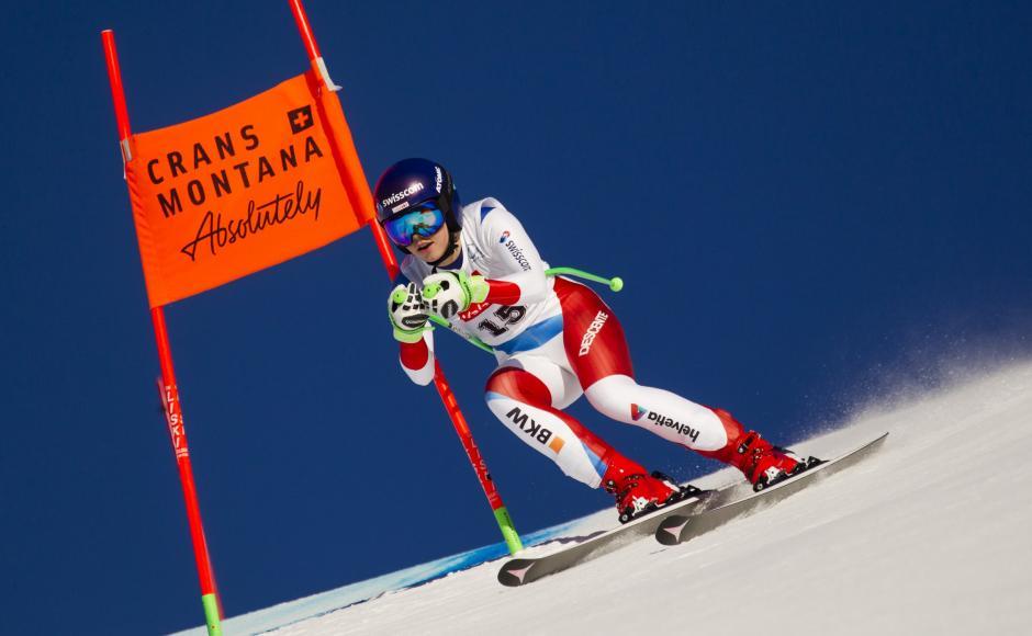 Sci Alpino Calendario F 2020/2021  Calendario sci alpino femminile