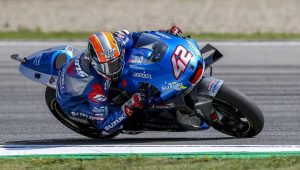 rins non cade e vince Rins non cade e vince MotoGP   lex Rins arrives in better condition at the Austrian 300x170