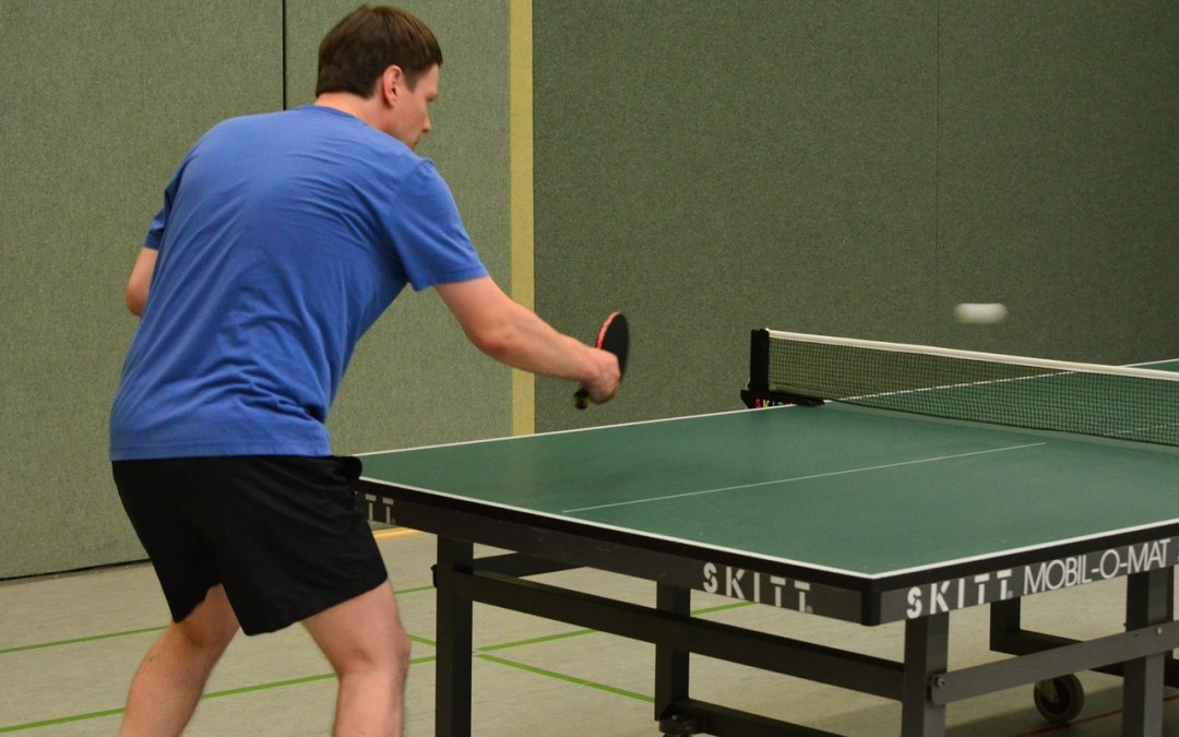 Liha Table Tennis Throwback: A Fresh Alternative to Fitness