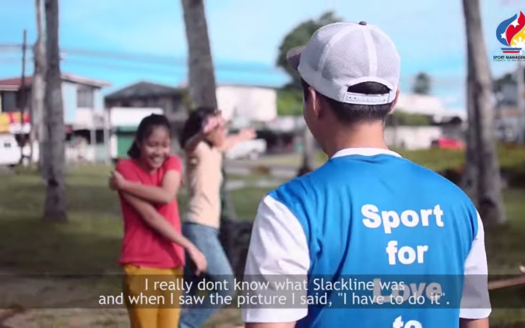 "[VIDEO] AASM Project ""Sports for Love"" in the Philippines"