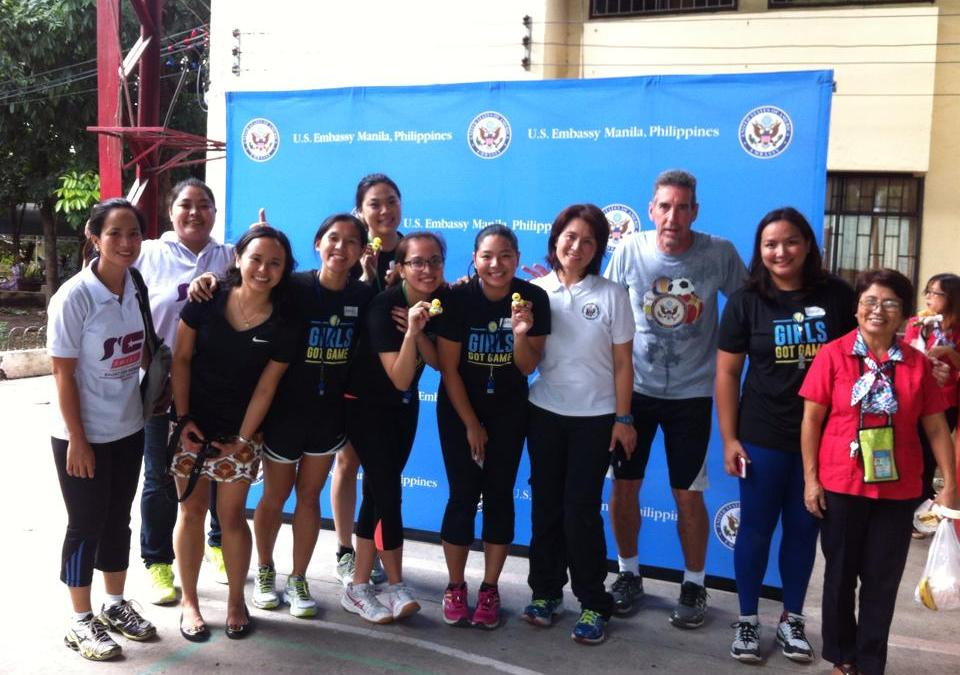 A Look Back at the US Sports Envoy Program (Part 1)