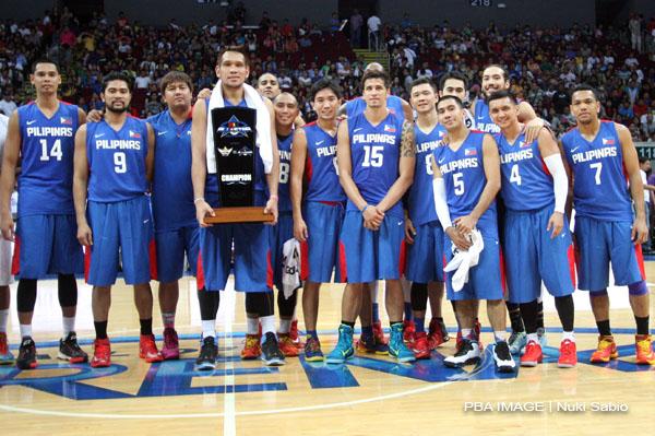 Gilas Pilipinas | Photo by