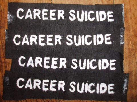 career-suicide