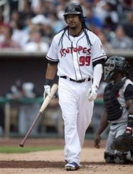 Manny Ramirez Baseball