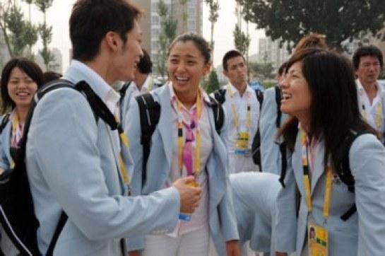 japanese swim team