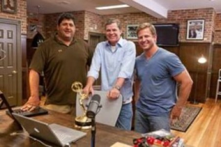 Man Caves Dan Patrick : Dan patrick got his 'man cave' worked over and he loved it