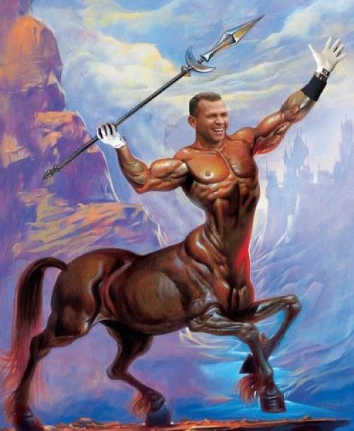 a-rod centaur