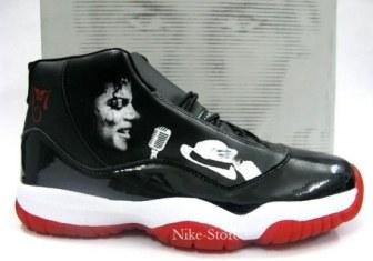 Michael Jackson Shoe 3