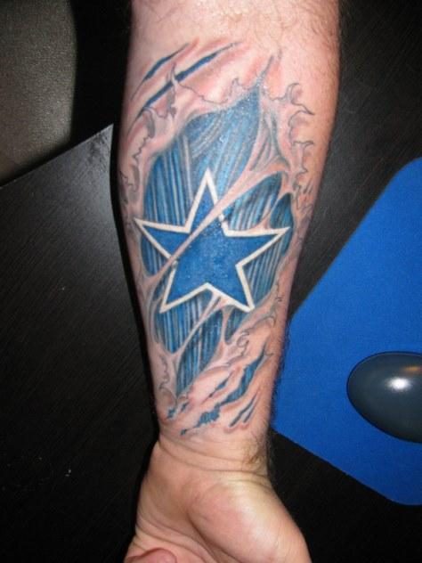 ideas tattoo dallas cowboys