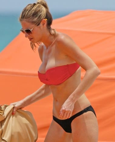 Erin Andrews Bikini Pics