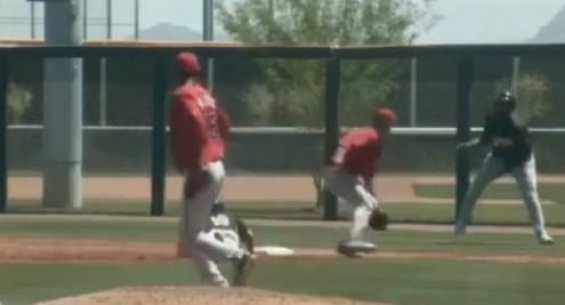 first-base-coach-nut-shot